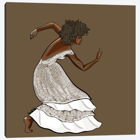 Dance In Motion Canvas Print #NRX99} by NoelleRx Canvas Art Print