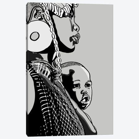 Mommy's Baby III Canvas Print #NRX9} by NoelleRx Art Print
