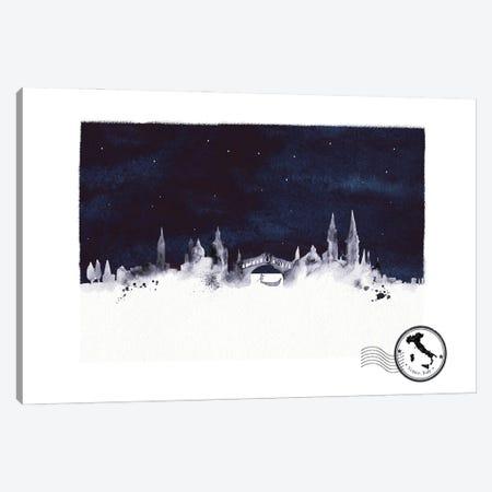 Venice At Night Skyline Canvas Print #NRY150} by Natalie Ryan Canvas Art