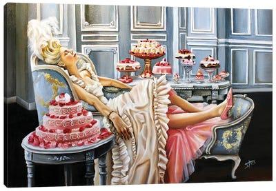 Marie Antoinette (2020 A) Canvas Art Print