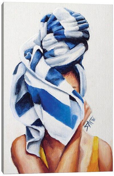 Wrap It Up Canvas Art Print