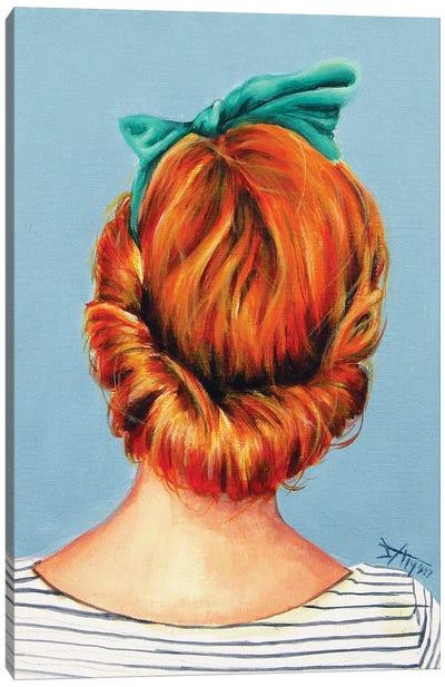 Sunshine And Hurricane II Canvas Art Print