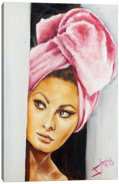 Sofia II Canvas Art Print