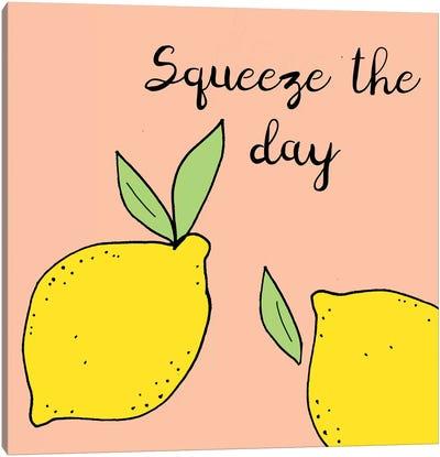Lemon Squeeze I Canvas Art Print
