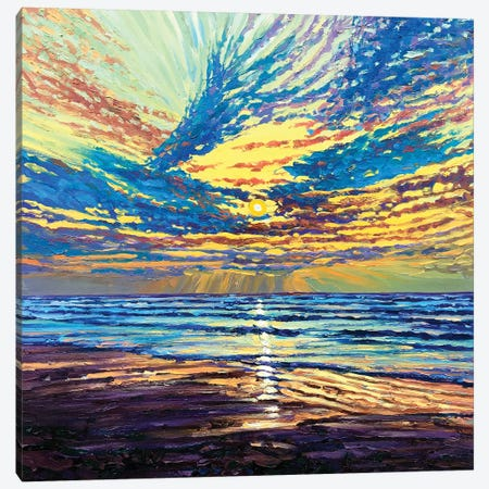 Glory Be Canvas Print #NSM10} by Mark Nesmith Canvas Print