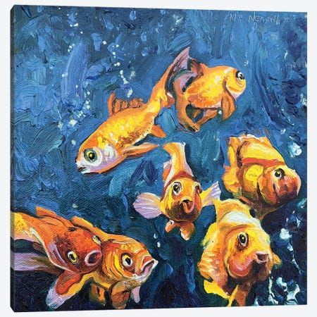 Look At That! Canvas Print #NSM14} by Mark Nesmith Canvas Art