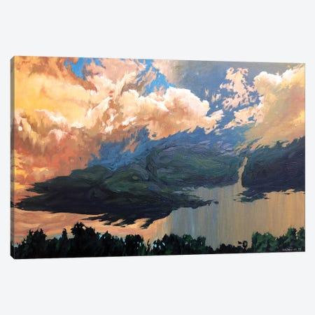 Approaching Canvas Print #NSM1} by Mark Nesmith Canvas Art