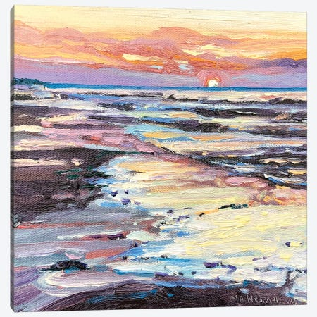 Serenity Canvas Print #NSM20} by Mark Nesmith Canvas Artwork