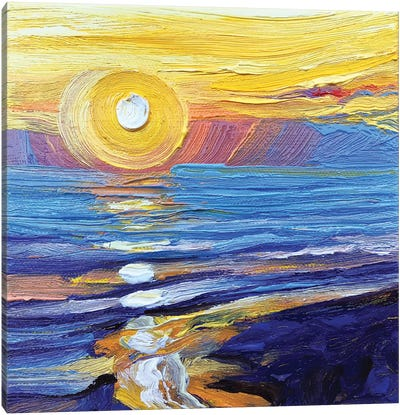 Shine Canvas Art Print