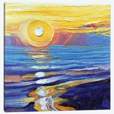 Shine Canvas Print #NSM22} by Mark Nesmith Canvas Artwork