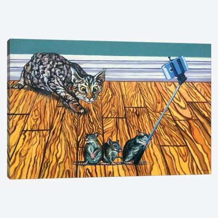 Three Blind Mice 3-Piece Canvas #NSM28} by Mark Nesmith Canvas Wall Art