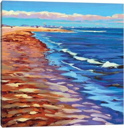 Crystal Clear Canvas Art Print