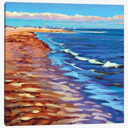 Crystal Clear Canvas Print #NSM37} by Mark Nesmith Canvas Artwork