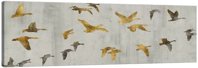 In Flight Canvas Art Print