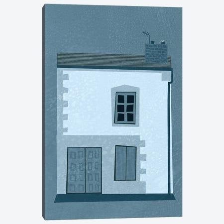La Maison et L'oiseau Canvas Print #NSQ173} by Nic Squirrell Art Print