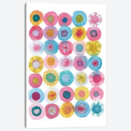 Fiesta Canvas Print #NSQ20} by Nic Squirrell Canvas Art