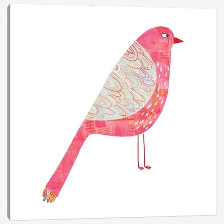 Sarcastic Bird Canvas Print #NSQ238} by Nic Squirrell Canvas Art