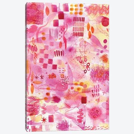 Sweet Dreams Canvas Print #NSQ273} by Nic Squirrell Canvas Wall Art