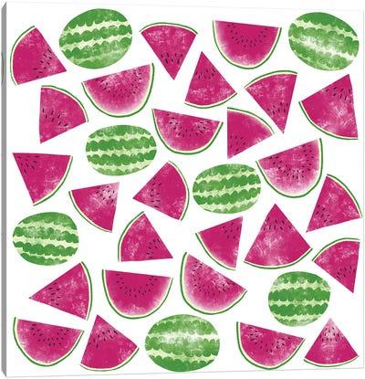 Watermelons Canvas Art Print