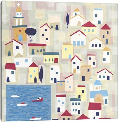 Halki Canvas Art Print