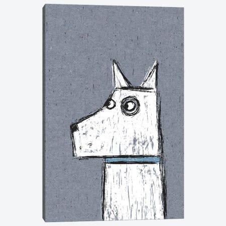 Arthur Dog Canvas Print #NSQ87} by Nic Squirrell Canvas Print