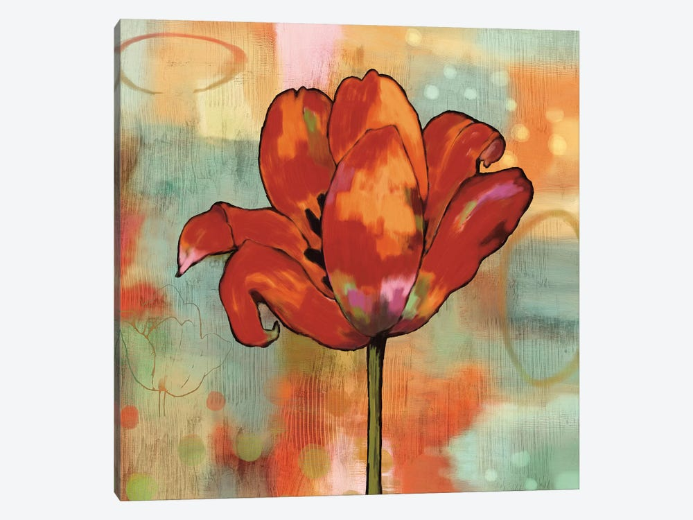 Fanciful I by Nicole Sutton 1-piece Canvas Print