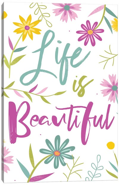 Be You II Canvas Art Print