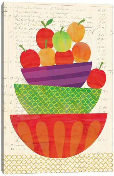 Market Fresh IV Canvas Art Print