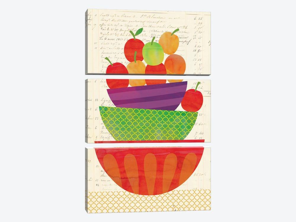 Market Fresh IV by Nina Seven 3-piece Canvas Print
