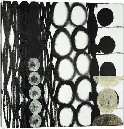Black, 2020 Canvas Art Print