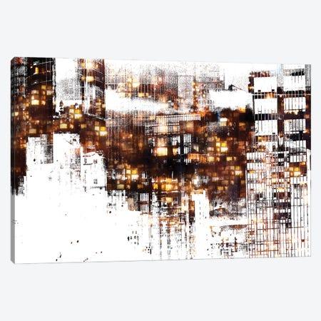 Cityscape04 Canvas Print #NSX1} by Norm Stelfox Canvas Wall Art
