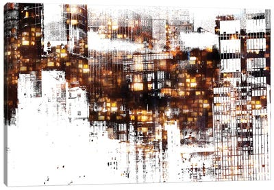 Cityscape04 Canvas Art Print