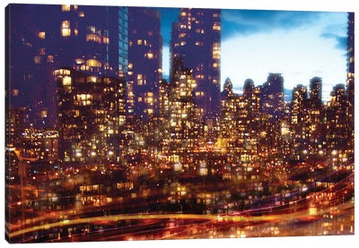 Cityscape07 Canvas Art Print