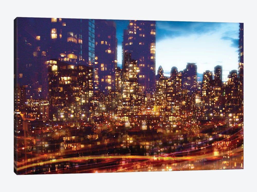 Cityscape07 by Norm Stelfox 1-piece Canvas Art Print