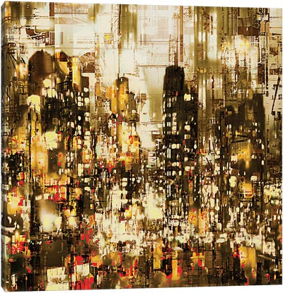Cityscape09 Canvas Art Print