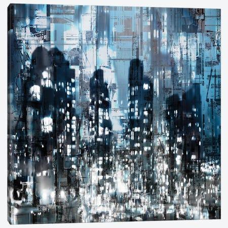 Cityscape11 Canvas Print #NSX5} by Norm Stelfox Art Print