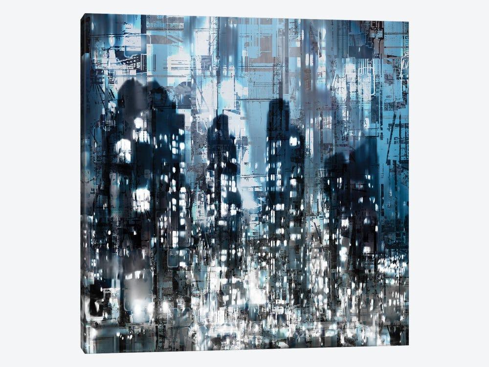 Cityscape11 by Norm Stelfox 1-piece Canvas Art