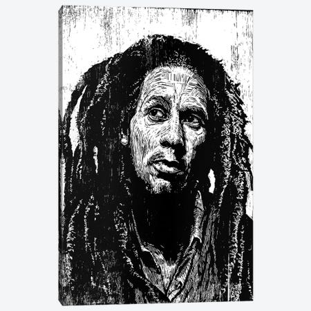 Marley Canvas Print #NSY10} by Neil Shigley Canvas Print