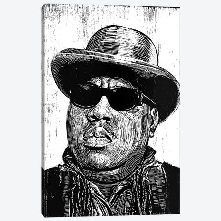 Biggie Canvas Print #NSY2} by Neil Shigley Canvas Print
