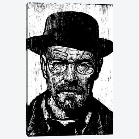 Heisenberg Canvas Print #NSY4} by Neil Shigley Canvas Wall Art