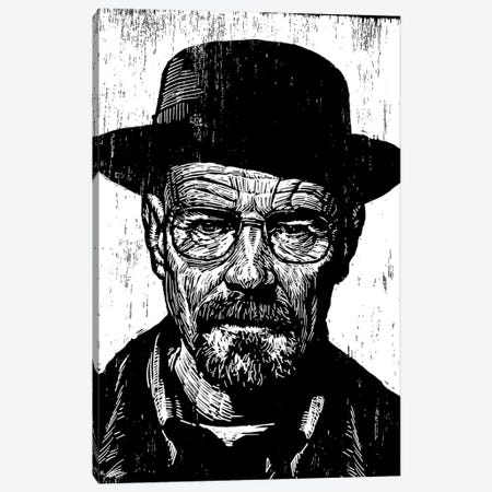 Heisenberg Canvas Print #NSY4} by Neil Shigley Canvas Wall Art