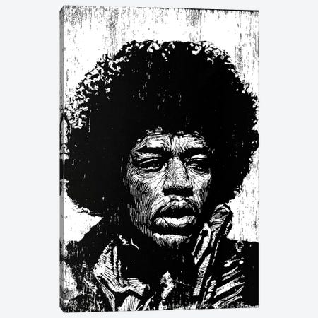 Hendrix Canvas Print #NSY5} by Neil Shigley Canvas Artwork
