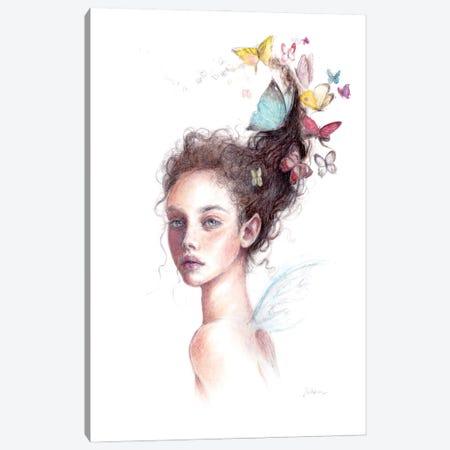Sylph Canvas Print #NTC15} by Natacha Chohra Canvas Art Print