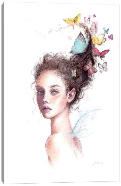 Sylph Canvas Art Print