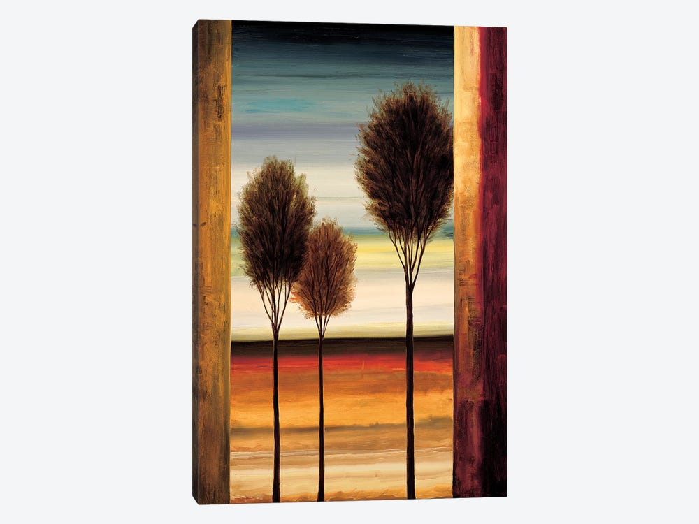 On The Horizon II 1-piece Art Print