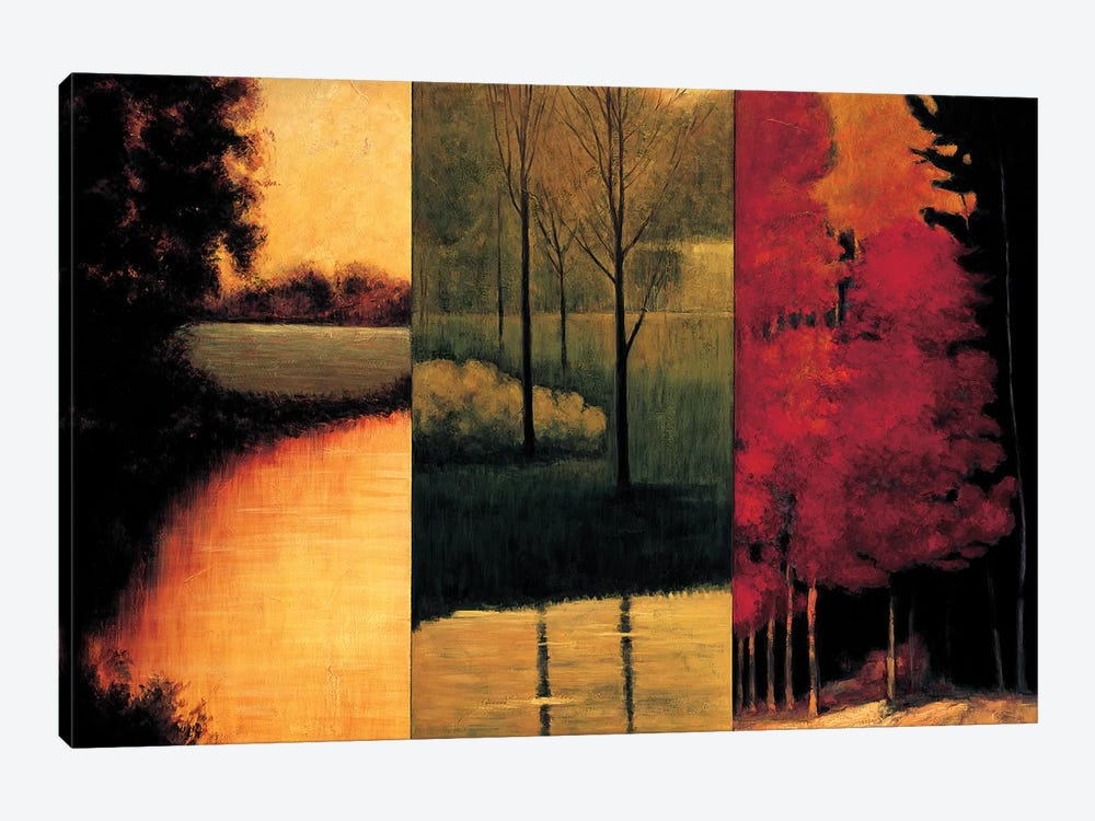 Point Of View I by Neil Thomas 1-piece Canvas Artwork