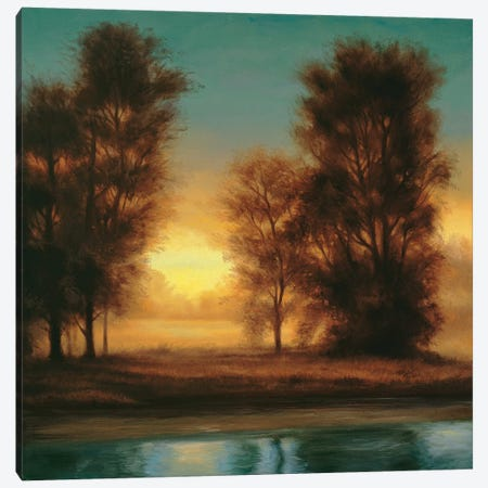 Twilight I Canvas Print #NTH18} by Neil Thomas Art Print