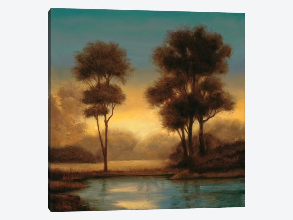 Twilight II by Neil Thomas 1-piece Canvas Artwork