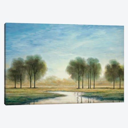 Morning Reflection I Canvas Print #NTH7} by Neil Thomas Canvas Art Print