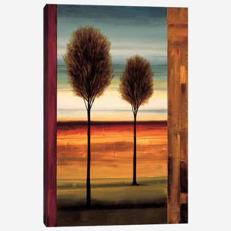 On The Horizon I Canvas Print #NTH9} by Neil Thomas Canvas Artwork